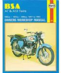 BSA A7 and A10 Twins- Haynes Manual